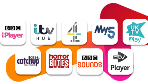 UK TV Android Apps